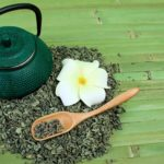 Вытяжка из листьев зеленого чая в составе зеленых таблеток
