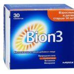 Бион 3 витамины