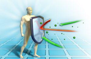Защита иммунной системы человека