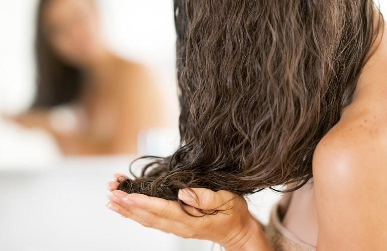 Маска от жирных волос