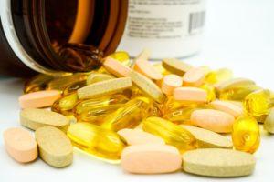 Витамин B6 сочетается с другими препаратами