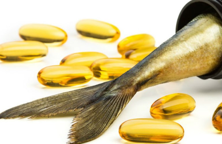 Капсулы Рыбий жир