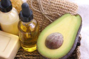 Витаминная с маслом авокадо для сухих волос