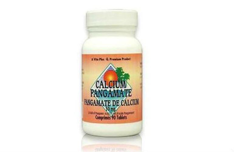 Взаимодействие пангамата кальция с другими препаратами