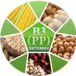 Важную роль для организма человека играет витамин В3