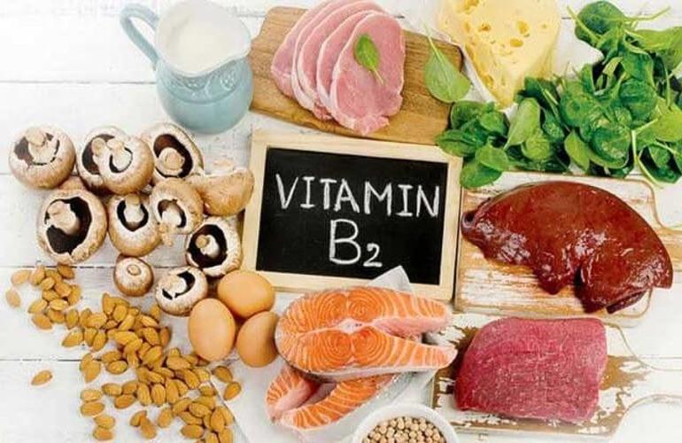 В организме человека важную роль витамин В2