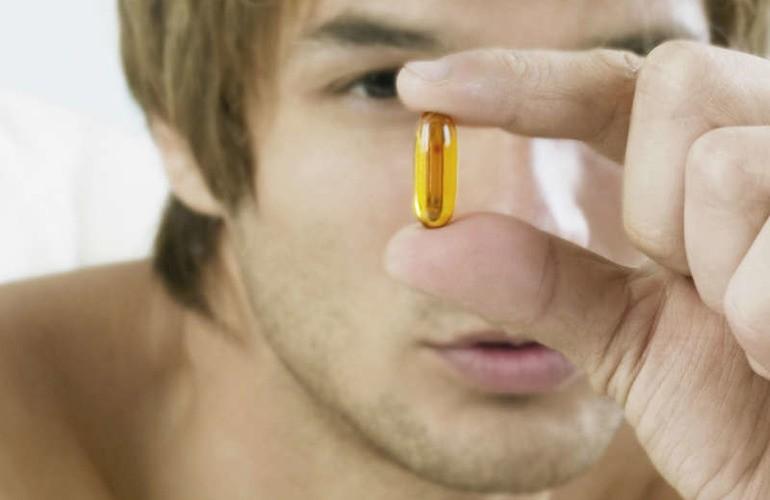 Польза для мужчин витамина Д