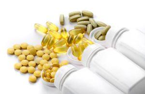 Витамины для волос сша