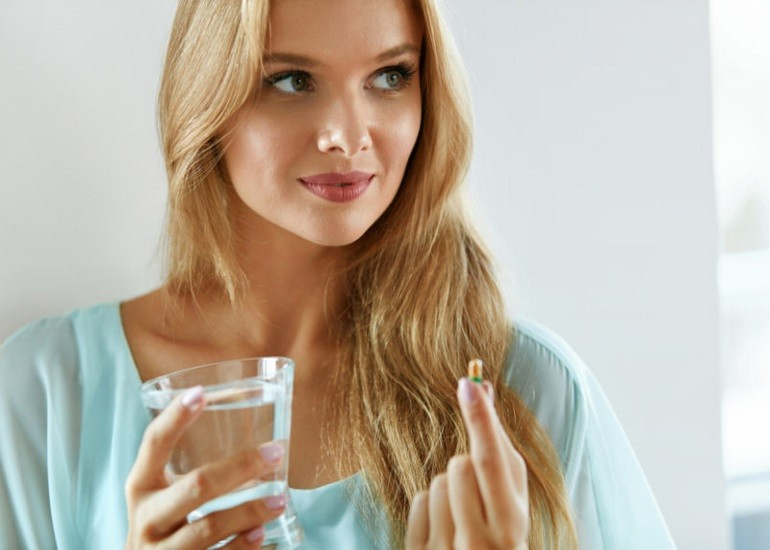 Применение витамин для женщин после 30