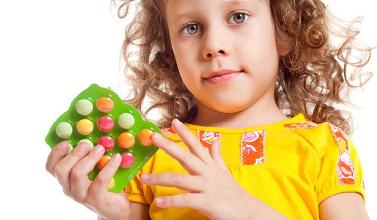 Витамины детям для иммунитета