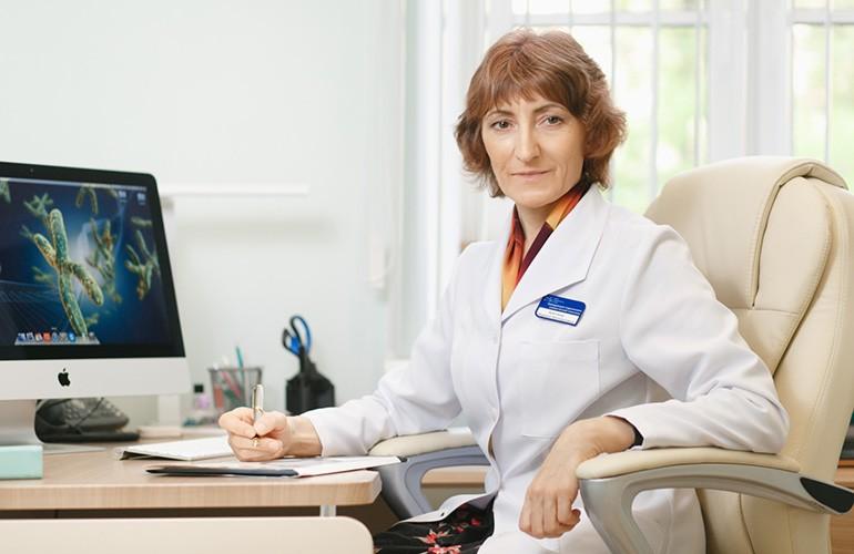 Консультация у врача-специалиста