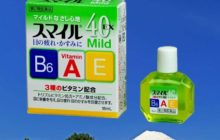 японские капли для глаз с витаминами