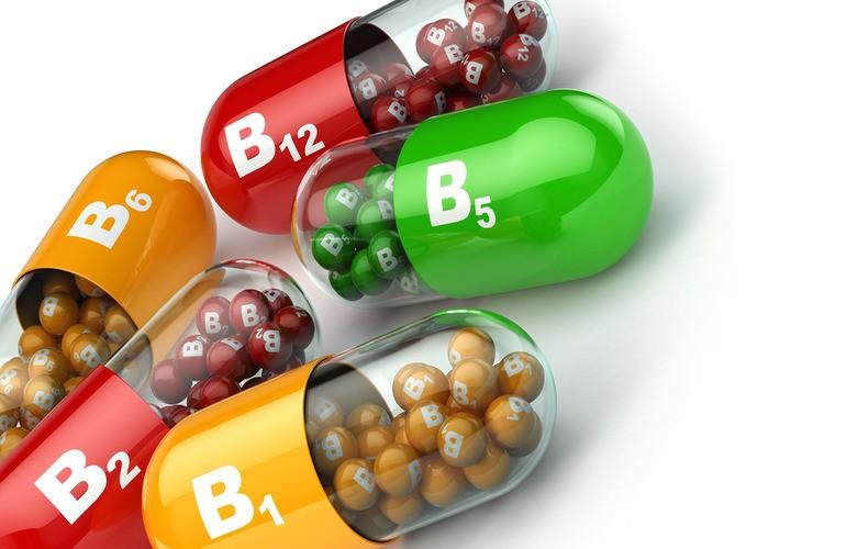 Группа витаминов В