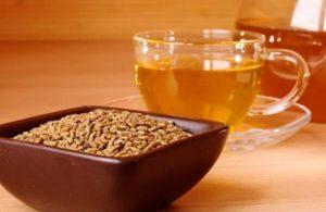 Чай из пажитника увеличивает грудь