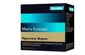 Препарат Man's Formula