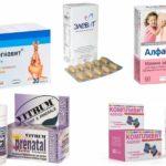 Витаминные комплексы для женщин