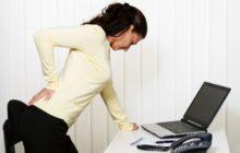 Витамины при болях в спине