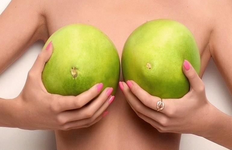 Какие витамины увеличивают размер груди