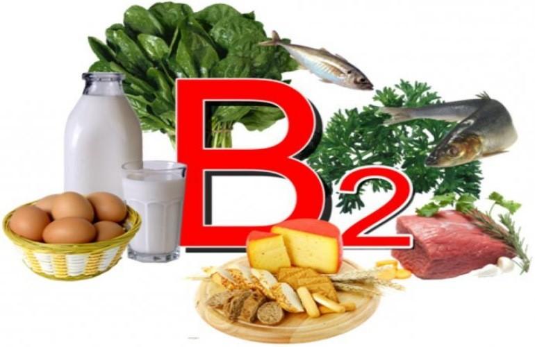 В каких продуктах содержится витамин В2