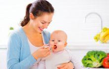 Какие витамины ребенку до года