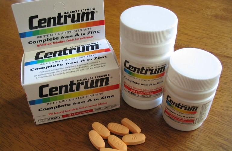 центрум витамины