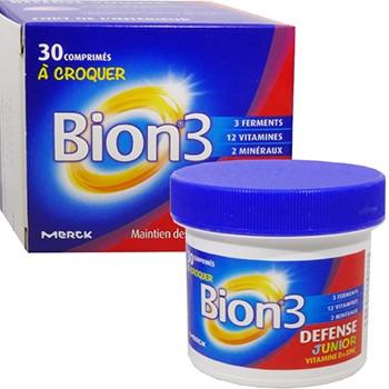 Витамины Bion 3 junior