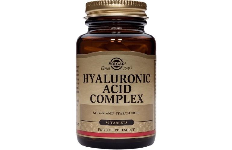 Витамины Hyaluronicacid от Solgar