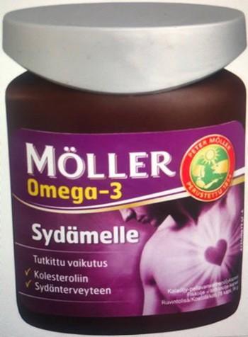 Витвмины Moller Sydamelle