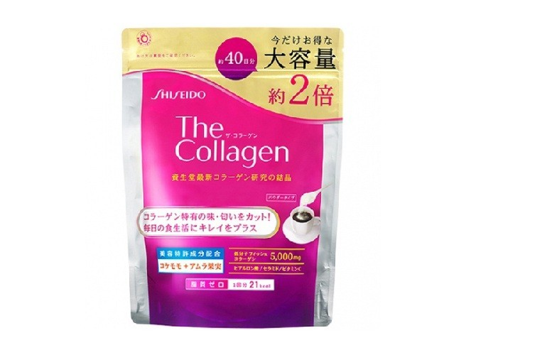 Витамины Shiseido Collagen