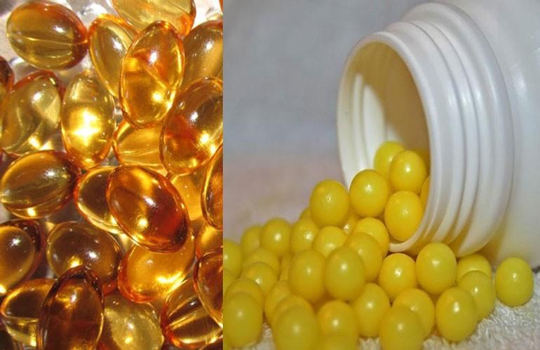 Витамин е с аскорбинкой