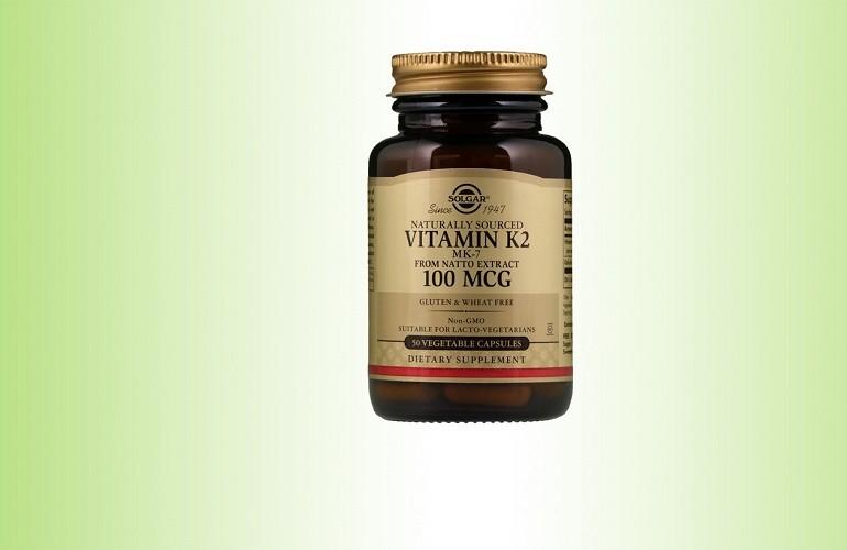 Витамин К от Солгар