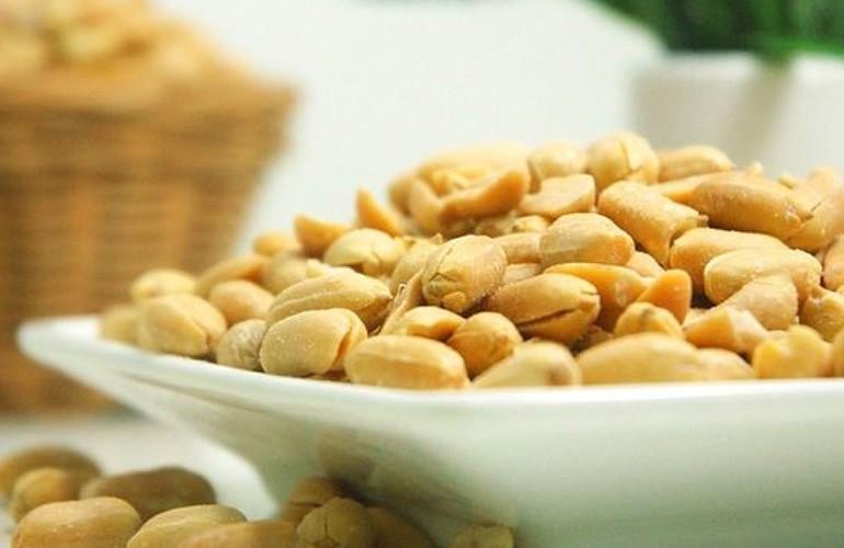 Какие витамины в арахисе