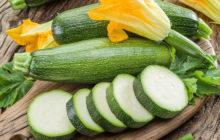 Какие витамины в кабачках